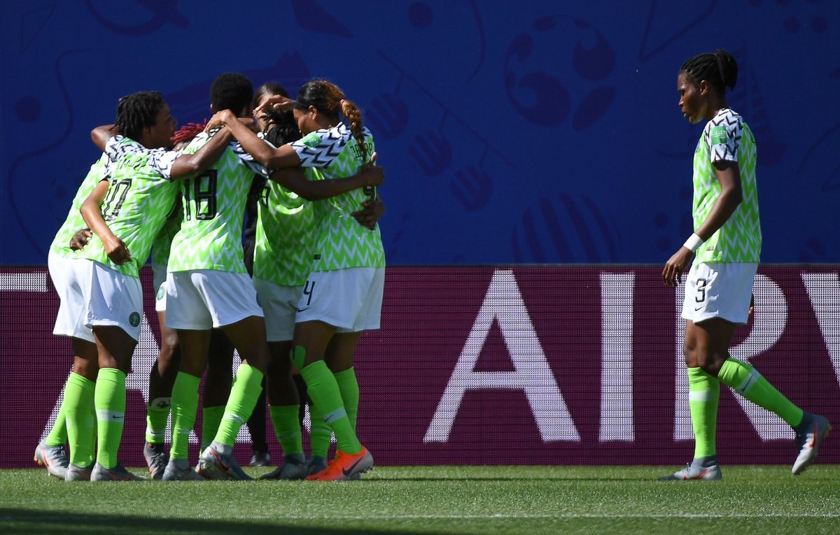 BREAKING: Massive win for the Super Falcons Against Korea