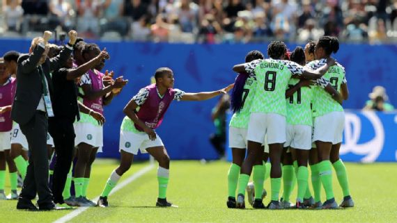 Women's World Cup: Super Falcons Qualify For Round Of 16 For The First Time In 20 Years