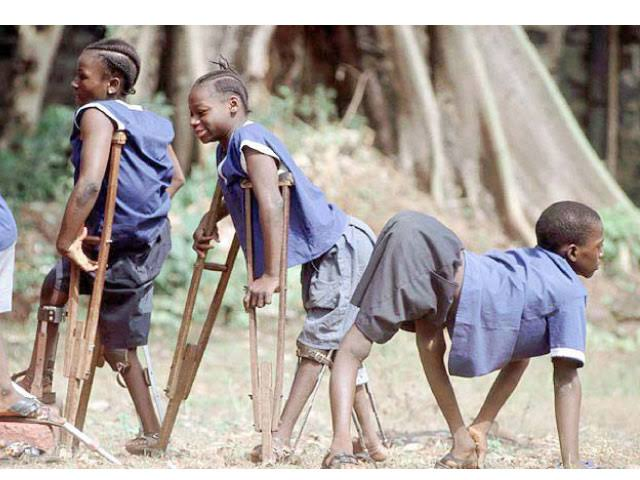 Rotary Int'l injects $100m in global polio fight