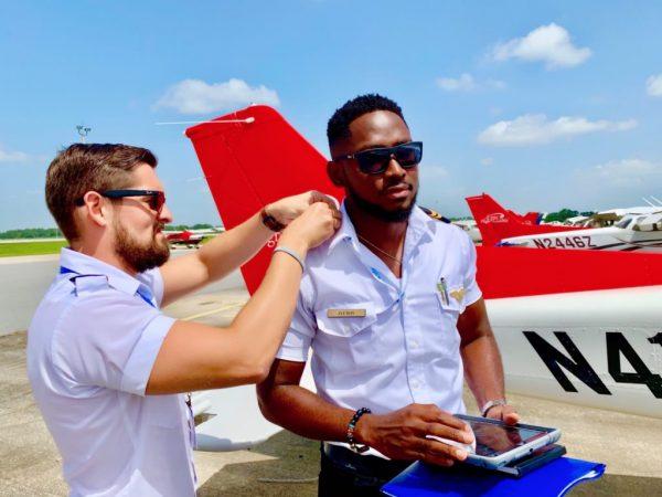 BBNaija's Miracle Becomes An Instrument Certified Pilot