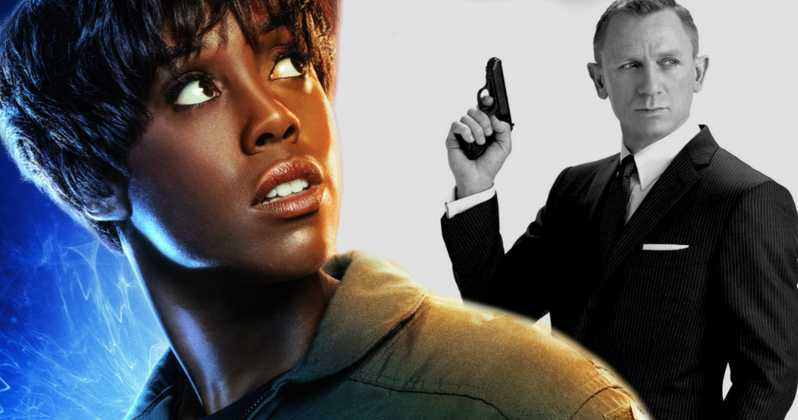 Lashana Lynch Is Set To Become The First Female James Bond