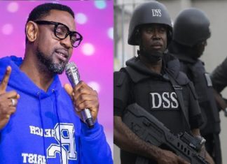 Lere Olayinka Shades Police For Searching Biodun Fatoyinbo's Home Over Rape Allegation
