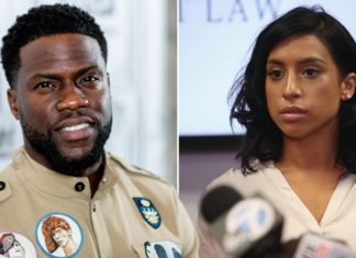 Kevin Hart Hit With $60m Lawsuit By His Partner Over 2017 Sextape