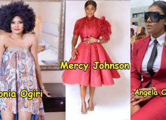 Mercy Johnson Under Fire As Nollywood Actresses Expose Her Shocking Character
