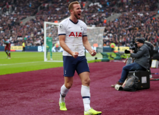 #WHUTOT: Mourinho Wins First Match As Tottenham Coach