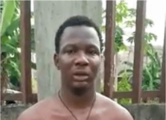 Lagos Yahoo Boy Sets Lover On Fire
