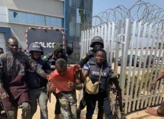 Abuja Bank Robbery: Suspects Indict Bank Employees In Failed Plot