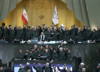 Iranian Parliament Passes Bill Designating Terrorist Status To All American Forces