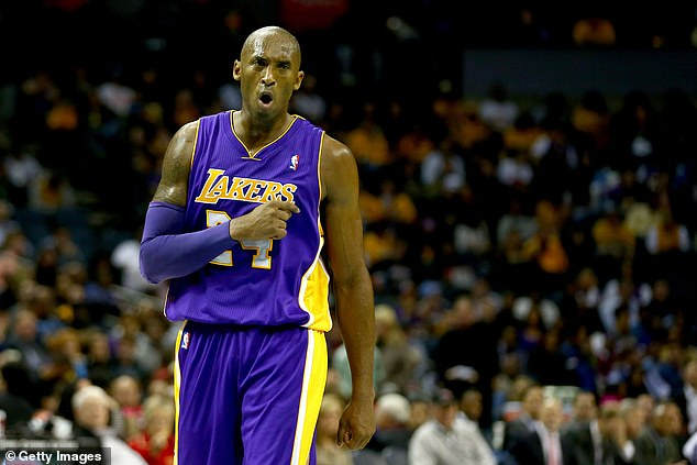 Breaking News: Kobe Bryant Is Dead