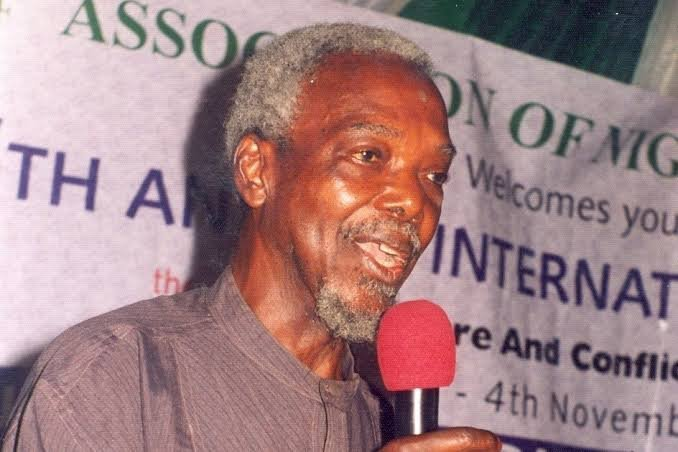 SO SAD: Nigerian Author, Chukuwuemeka Ike, Is Dead