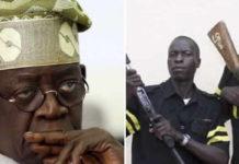 Tinubu finally breaks silence on Amotekun, sends strong message to Buhari