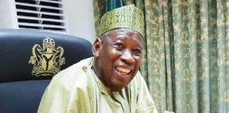 BREAKING NEWS: Court Upholds Ganduje's Election As Kano Governor
