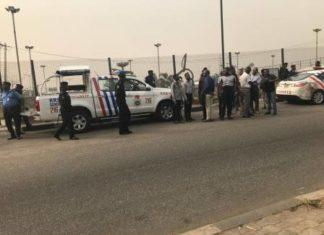 Police Take Over Venue For Amotekun Solidarity Walk