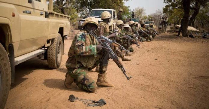 President Sacks Army Chief, Others As Insurgents Attack Military Base Again