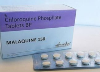 Chinese Experts Confirm Chloroquine As Cure For Coronavirus
