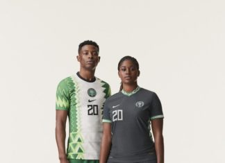 Find Out What Inspired Nigeria's New Jersey