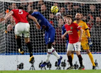 #CHEMUN: Chelsea Lose At Home As Ighalo Debuts For Manchester United