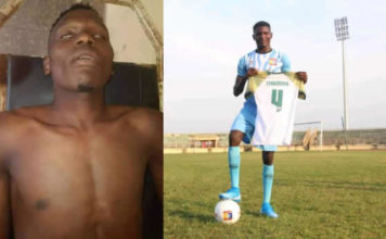 BREAKING NEWS: IGP Disbands SARS Over Killing Of Ogun Footballer