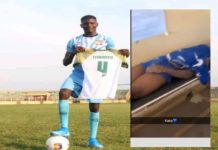 Eyewitness Gives Full Details Of How SARS Officials Killed Nigerian Footballer