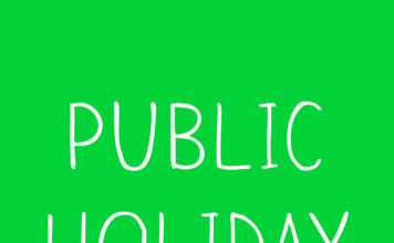 JUST IN: Government Declares Tomorrow Public Holiday