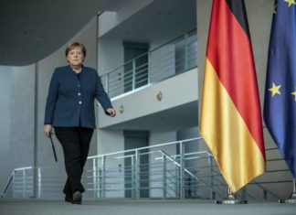 Germany's Angela Merkel's Coronavirus Test Result Revealed