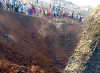 Akeredolu Lied, The Blast In Akure Was Caused By Meteorite - Geophysics Professor