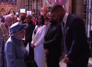 """""""Here's To Egusi And Pounded Yam"""": Anthony Joshua's Riveting Commonwealth Day Speech Everyone Is Talking About"""