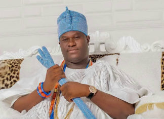 JUST IN: Ooni Of Ife Makes Revelations About COVID-19