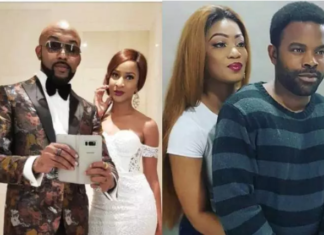 Full Story Of Banky W Allegedly Cheating On Adesua With Gabriel Afolayan's Wife