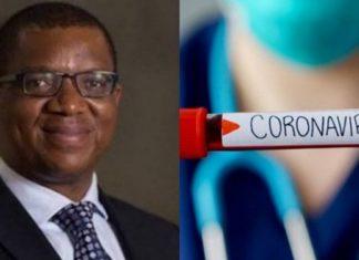 Nigerian Professor Discovers Cure For Coronavirus