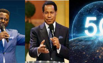 "#Coronavirus: ""5G is not anti-christ"" - Pastor Ashimolowo counters Chris Oyakhilome"