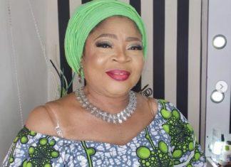 Veteran Nigerian Singer, Salawa Abeni, Releases Her Nude Pictures