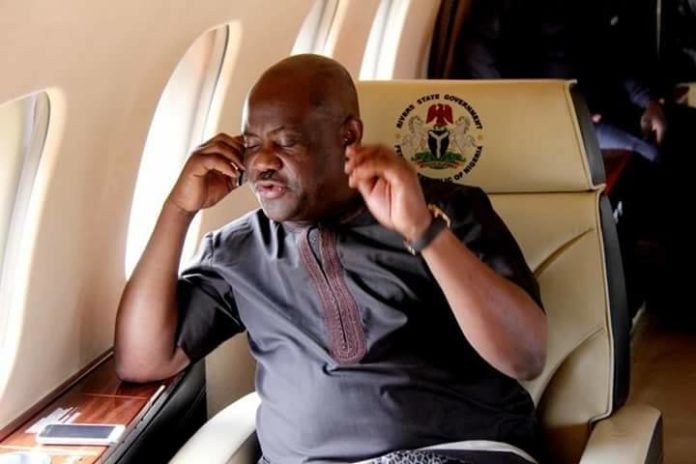 """""""Who Are You To Give Me Orders?"""" - Governor Wike Blasts President Buhari"""