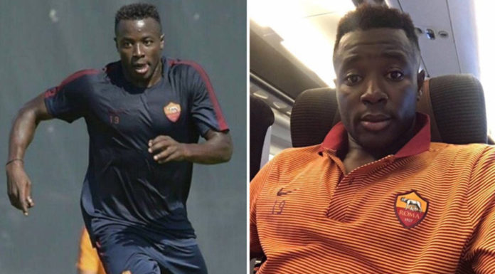 Cameroonian Ex-Roma Player Who Got Trafficked At 16, Dies Of A Heart Attack At 21
