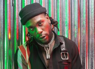 Burna Boy's neighbours call in police officers to arrest him and his father
