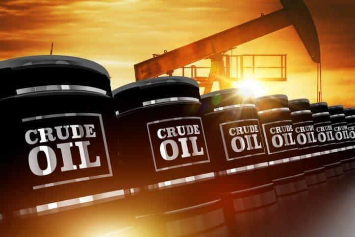 Crude Oil Rises To Highest Level Since COVID-19 Crash