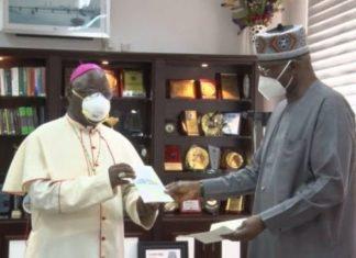 Catholic Church Donates All Its Health Facilities In Nigeria As COVID-19 Isolation Centers