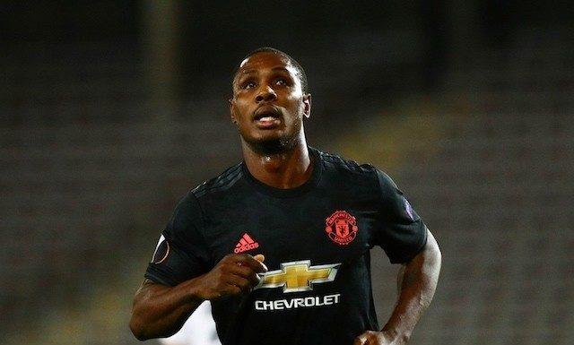 EPL: China bans Ighalo from returning as Man Utd deal expires