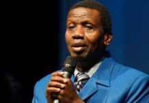 Pastor Adeboye Finally Reacts To Rape And Murder Of UNIBEN Student In RCCG Parish