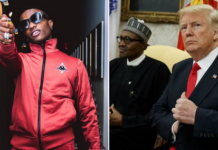 #JusticeForUwa: Wizkid Calls Buhari And Donald Trump Clueless Presidents