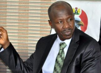 BREAKING NEWS: DSS Arrests EFCC Chairman, Ibrahim Magu