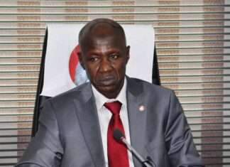 BREAKING NEWS: Buhari Suspends Magu As Acting EFCC Chairman