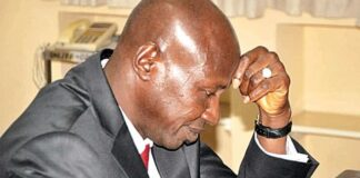 Breaking News: EFCC Gets New Acting Chairman Following Magu's Arrest