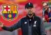 Liverpool's Klopp in shock discussions to replace Koeman at Barcelona