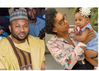 Tonto Dikeh's Ex-Husband, Olakunle Churchill, Opens Up On Being TBoss' Baby Daddy