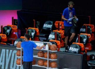 NBA Suspends Play-off Games After Boycott Over Jacob Blake Shooting