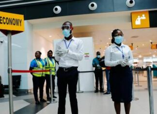 Nigerian Airport Officials Allegedly Collecting Money In Place Of COVID-19 Test Results