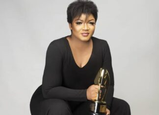 I Infected My Children With COVID-19 - Omotola Jalade-Ekeinde