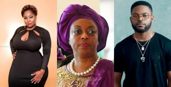 You're On The Run And Your Mouth Is Running - OAP Toolz, Falz Blast Diezani