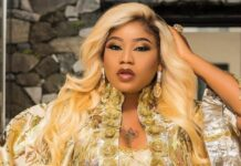 Toyin Lawani Shades BBN Female Housemate Who Dated Her Baby Daddy